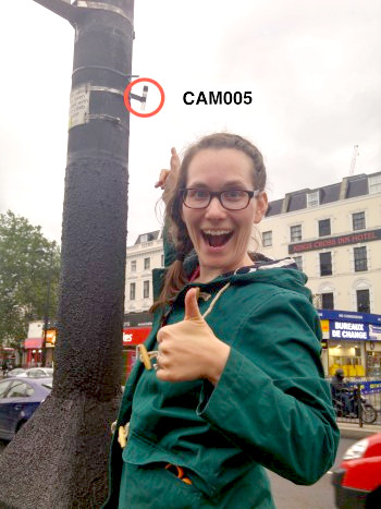 Residents of Camden in London, starting a citizen science project in 2016
